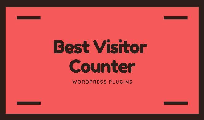 Top 11 Best Visitor Counter WordPress Plugins - How